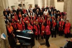 ENVOL'ART Concert - Craponne sur Arzon 17-03-2018 (4) C Chant commun