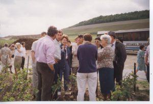 ENVOL'ART Champagne Mai 1993