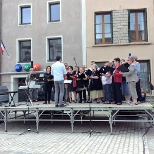 ENVOL'ART Fête de la Voix - 28-05-2016 - Arts Musica