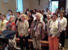 Répétition publique en la chapelle d'Aubissous le mardi 18 juin 2019 pour le Fête de la Musique