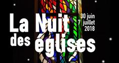 Logo de la Nuit des églises